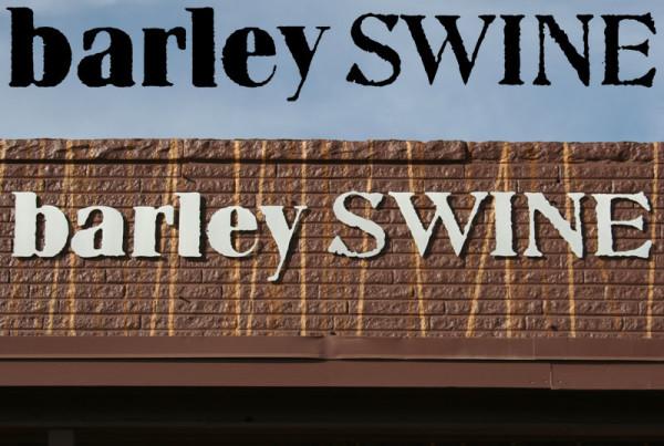 Barley-Swine-Combo
